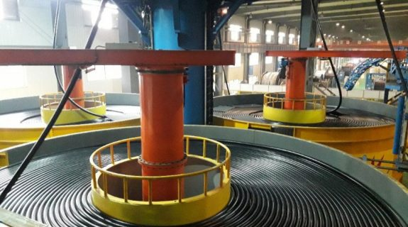 Aug 2018 Successful Handover To Hengtong Submarine Power