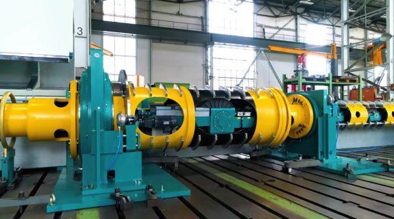 Highspeed tubular strander - SRW 24 x 315 + 1 x 630